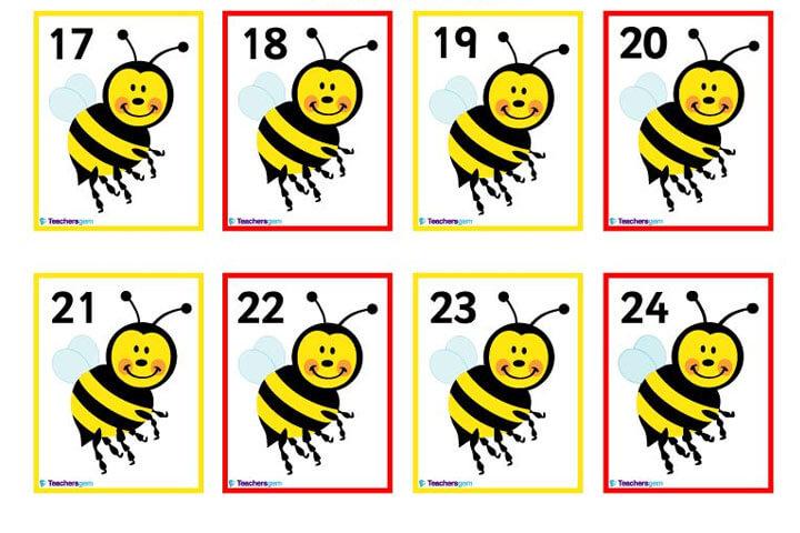 bị ong chích đánh số mấy