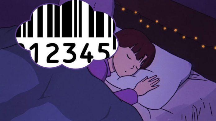 Nằm mơ thấy dãy số