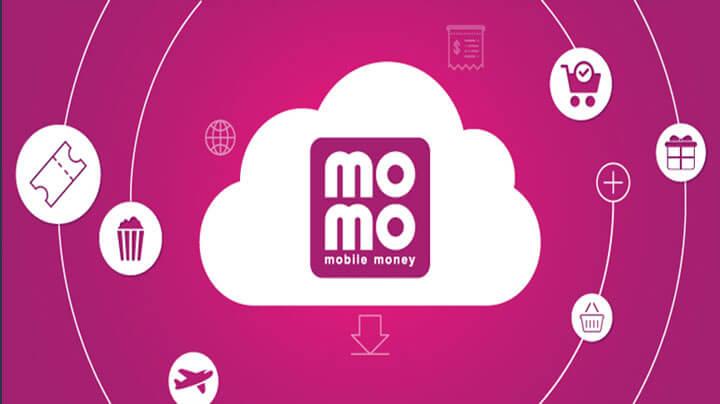 ứng dụng ví điện tử Momo