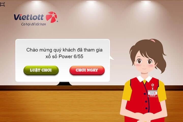 Luật chơi Power 655