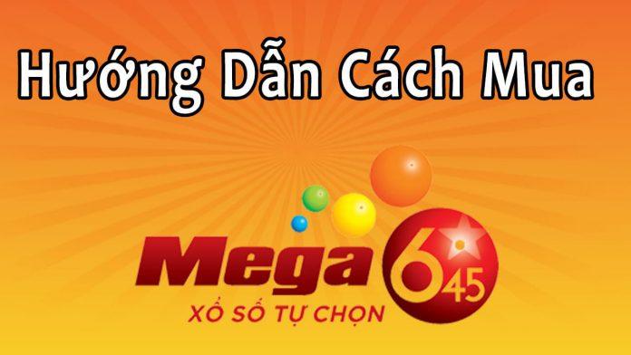 Xổ số Mega 645
