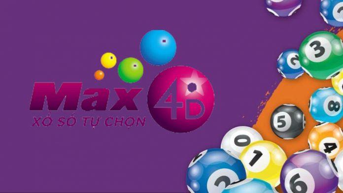 Xổ số Max4D