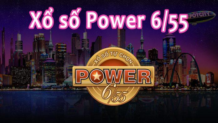 Xổ số Power 6/55