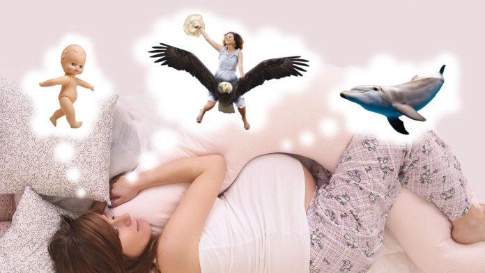 Nằm mơ thấy người quen có bầu