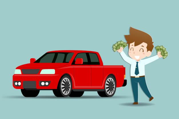 Nằm mơ mua xe ô tô mới