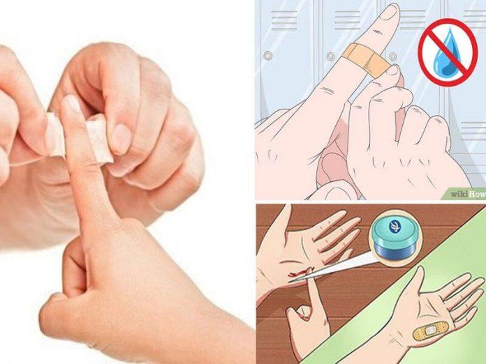 Điềm báo cắt trúng tay