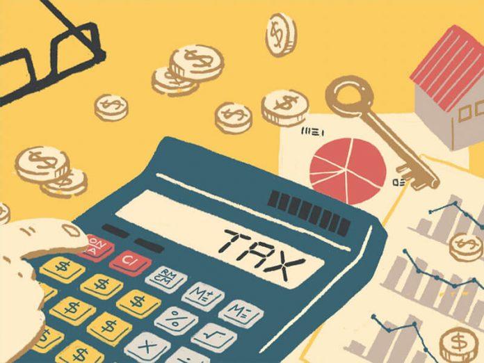 Thuế xổ số