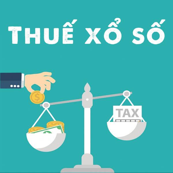 Trúng số độc đắc có đóng thuế hay không?
