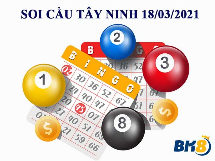Soi cầu dự đoán xổ số Tây Ninh thứ 5 ngày 18-03-2021