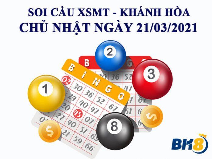 Dự đoán KQXS Khánh Hòa ngày 21/03/2021