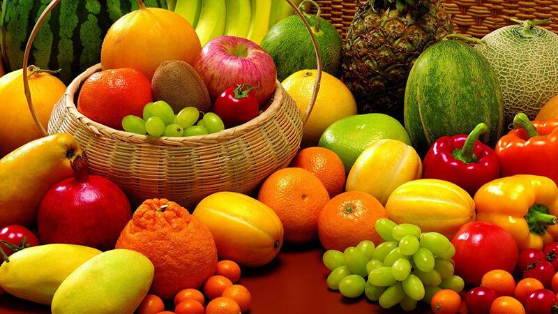 Nằm mơ thấy nhiều loại trái cây khác nhau
